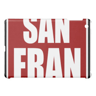 San Fran iPad Case