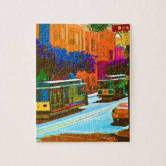 San Francisco 004 Jigsaw Puzzle