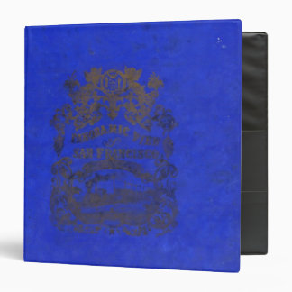 San Francisco, 1862 from Russian Hill 3 Ring Binder