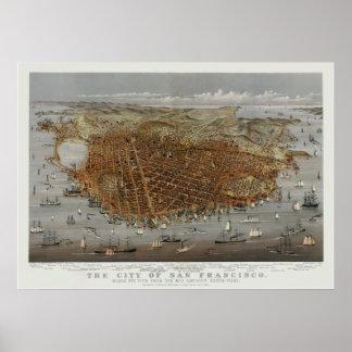 San Francisco 1878 Poster