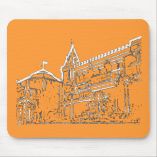 San Francisco 1986 Ghirardelli Square The MUSEUM Mouse Pad