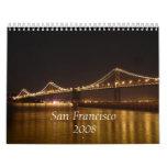 San Francisco  , 2008 2nd Version Calendars
