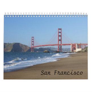 San Francisco 2010 Calendar