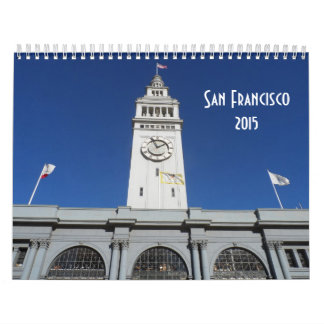 San Francisco 2015 Wall Calendars