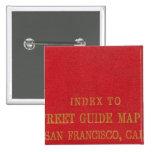 San Francisco 2 Pins