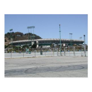 San Francisco 3com Park Photo Postcards