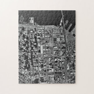 San Francisco Aerial View Jigsaw Puzzle