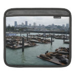 San Francisco and Pier 39 Sleeve For iPads