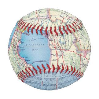 San Francisco and Vicinity Baseballs