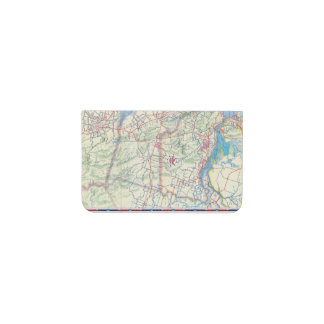 San Francisco and Vicinity Business Card Holder