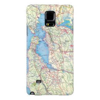 San Francisco and Vicinity Galaxy Note 4 Case