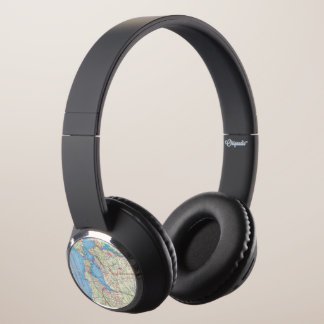 San Francisco and Vicinity Headphones