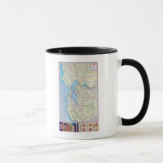 San Francisco and Vicinity Mug