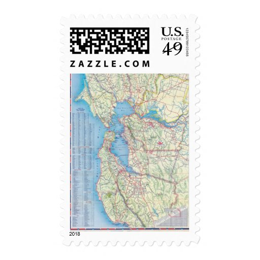 San Francisco and Vicinity Stamps