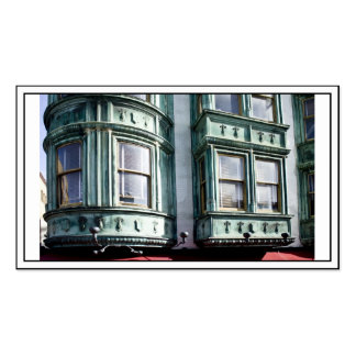 San Francisco Architecture Double-Sided Standard Business Cards (Pack Of 100)