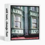 San Francisco Architecture Vinyl Binders