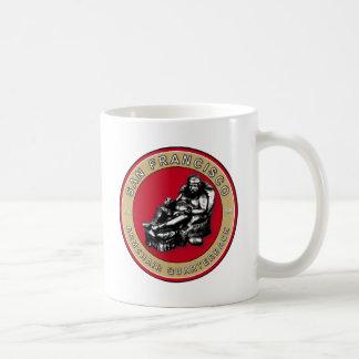 San Francisco Armchair Quarterback Football Mug