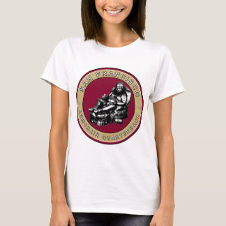 San Francisco Armchair Quarterback Football Shirt