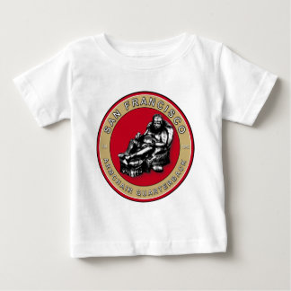 San Francisco Armchair Quarterback Infant Shirt