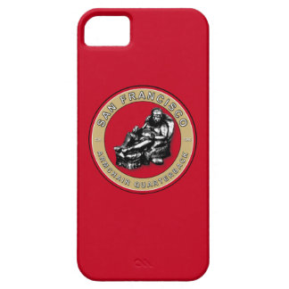 San Francisco Armchair Quarterback iPhone 5 Case
