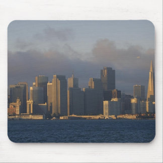 San Francisco as the Fog Lifts Mouse Mat