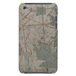 San Francisco Atlas Map showing public places Barely There iPod Cover