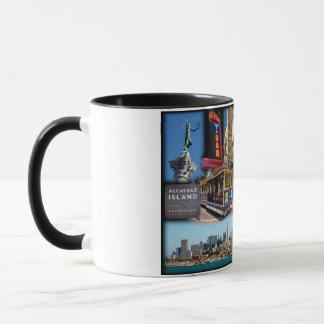 San Francisco Attractions Mug