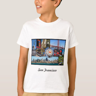 San Francisco Attractions T-Shirt