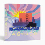 SAN FRANCISCO Avery Binder