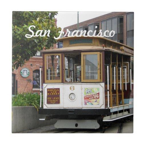 San Francisco Azulejo