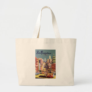 San Francisco Canvas Bag