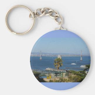 San Francisco Bay #2 Keychain