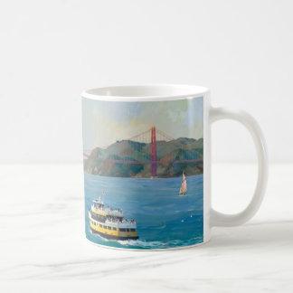 San Francisco Bay, Alexander Chen Coffee Mug
