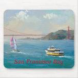 San Francisco Bay, Alexander Chen Mouse Pads