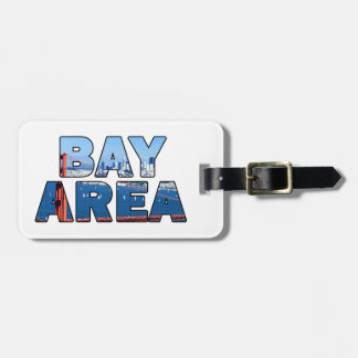 San Francisco Bay Area Bag Tag
