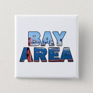 San Francisco Bay Area Button
