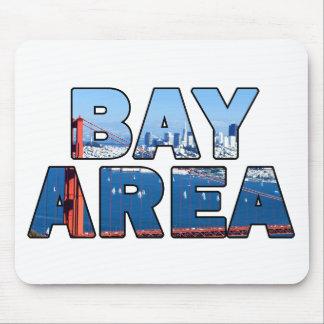 San Francisco Bay Area Mouse Pad