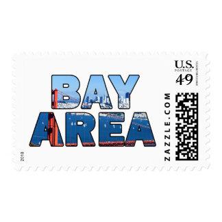 San Francisco Bay Area Postage
