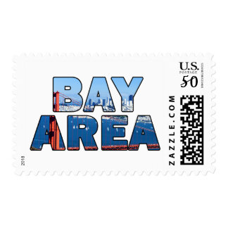 San Francisco Bay Area Postage