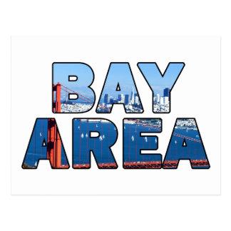 San Francisco Bay Area Postcard