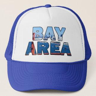 San Francisco Bay Area Trucker Hat