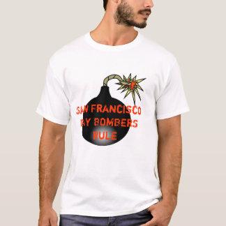 San Francisco BAY BOMBERS RULE T-Shirt