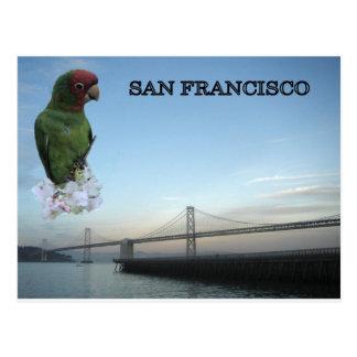 San Francisco Bay Bridge #2 Post Card