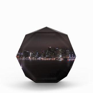 San Francisco Bay Bridge Acrylic Award