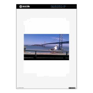 San Francisco Bay Bridge Decals For iPad 2