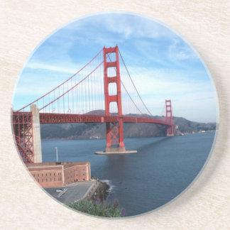 San Francisco Bay Bridge Drink Coaster