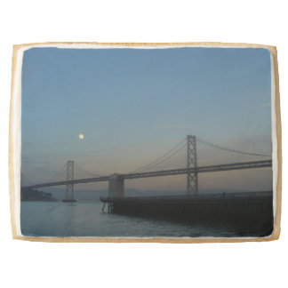 San Francisco Bay Bridge Jumbo Shortbread Cookie