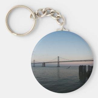 San Francisco Bay Bridge Keychain