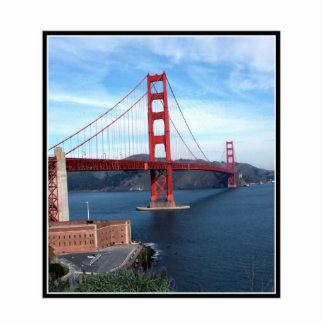 San Francisco Bay Bridge Photo Cutout