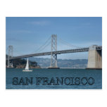 San Francisco Bay Bridge Post Cards